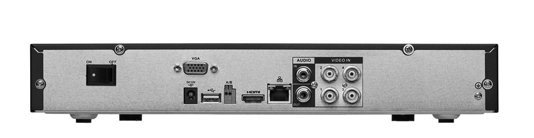 LX1080-44BW sixteen camera security system
