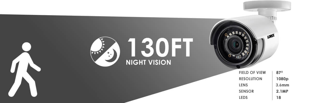 LAB223B night vision range