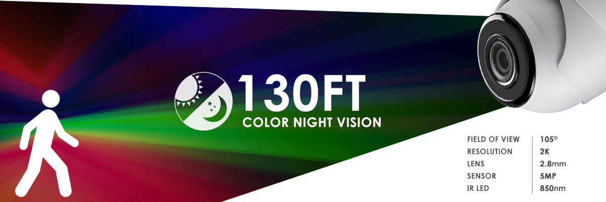 LKE353A Color Night Vision