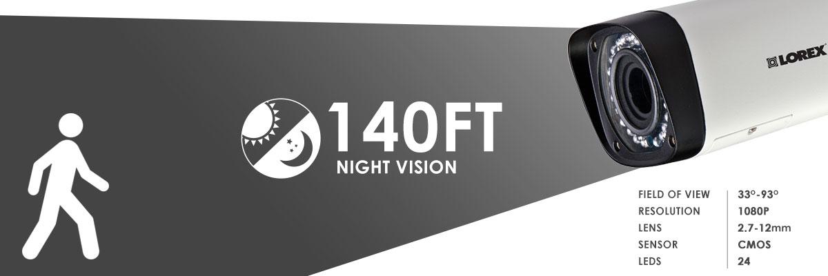 Night Vision Range