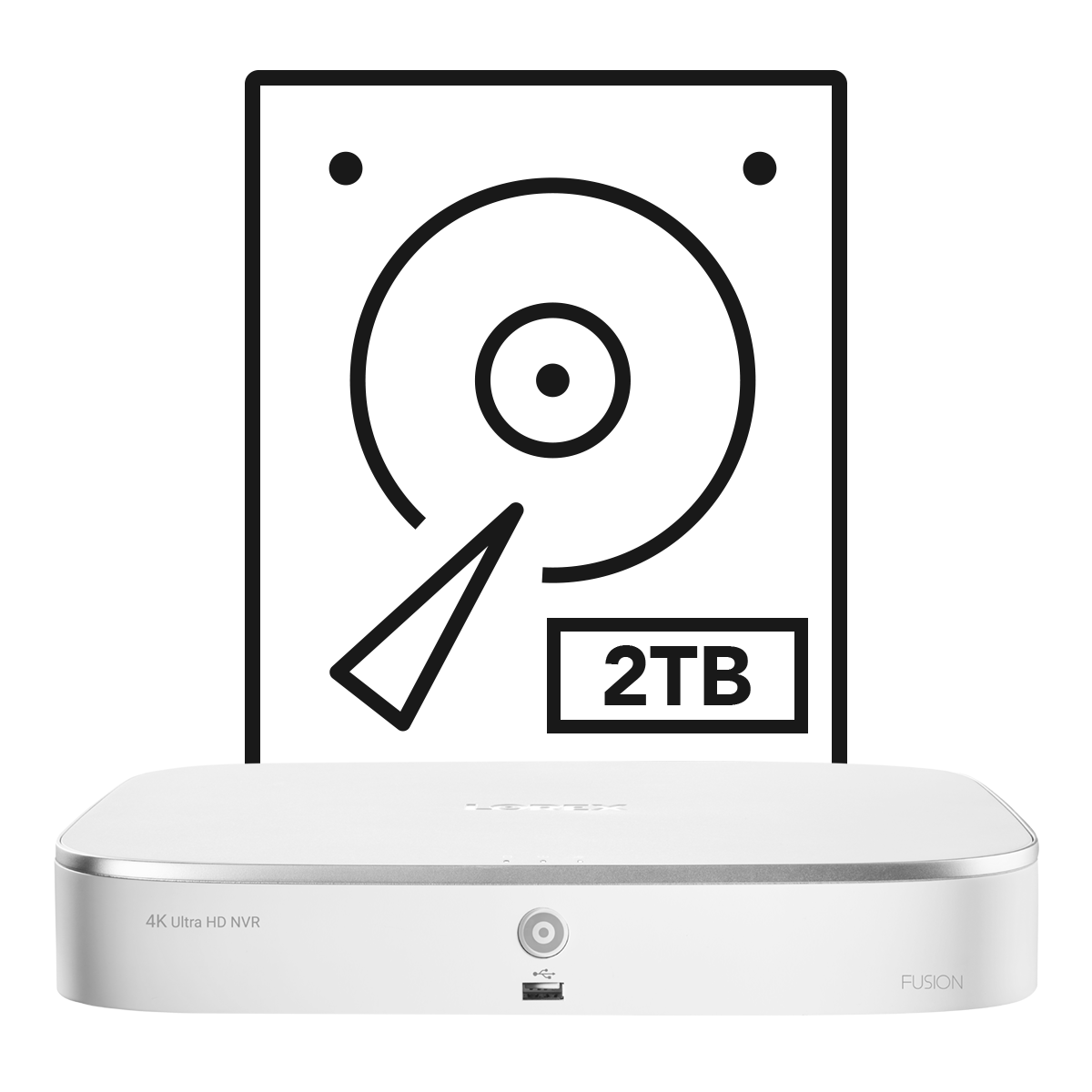 security certified NVR hard drive
