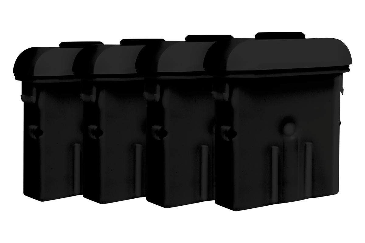 wire-free security camera batteries from Lorex