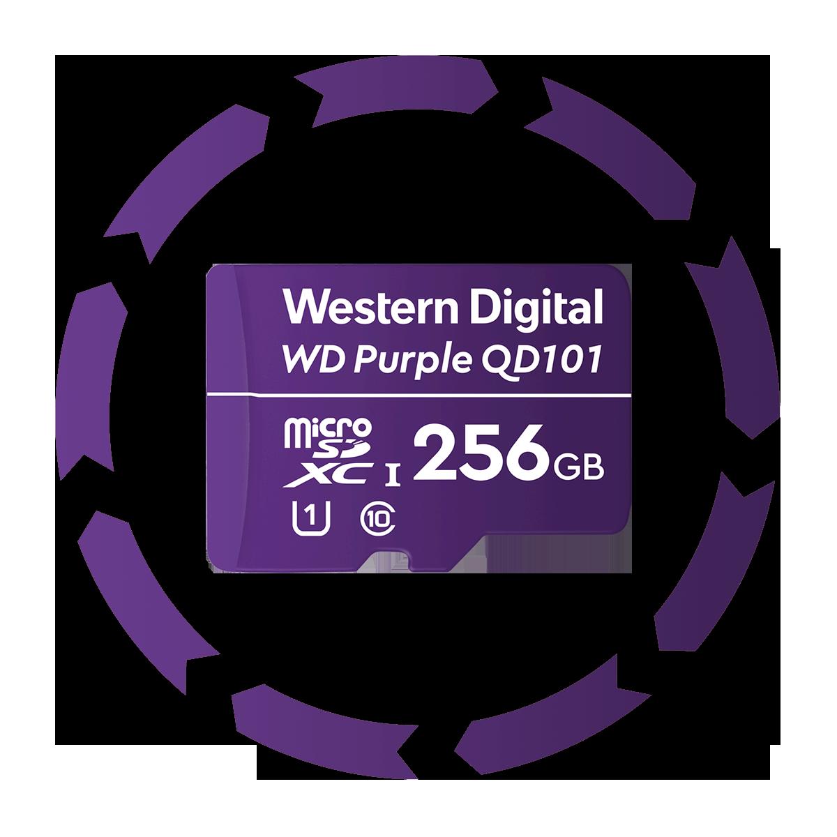 Western Digital microSD card