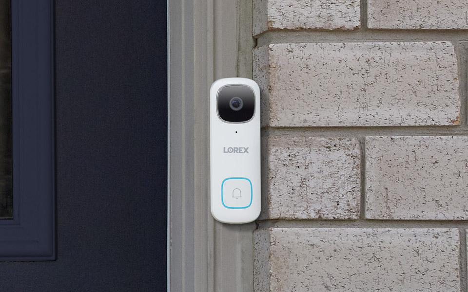 2K Wired Video Doorbell