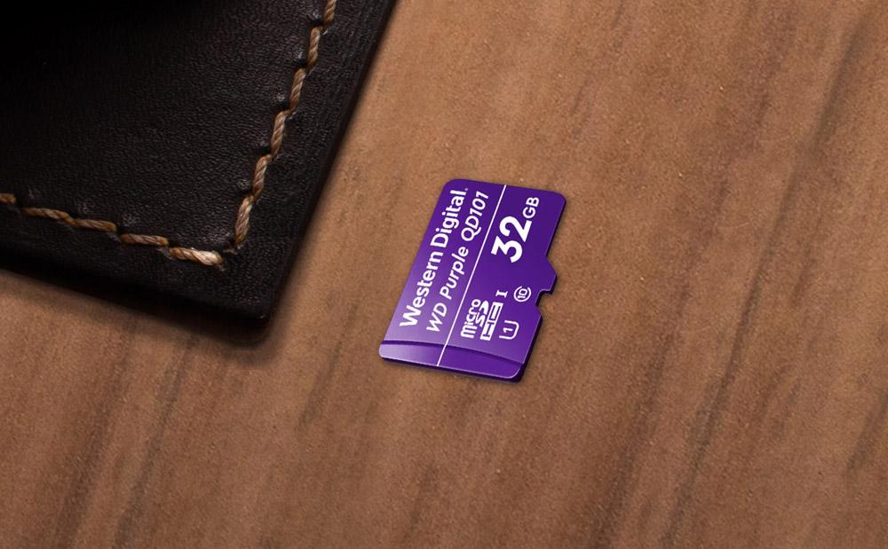 Local microSD Storage
