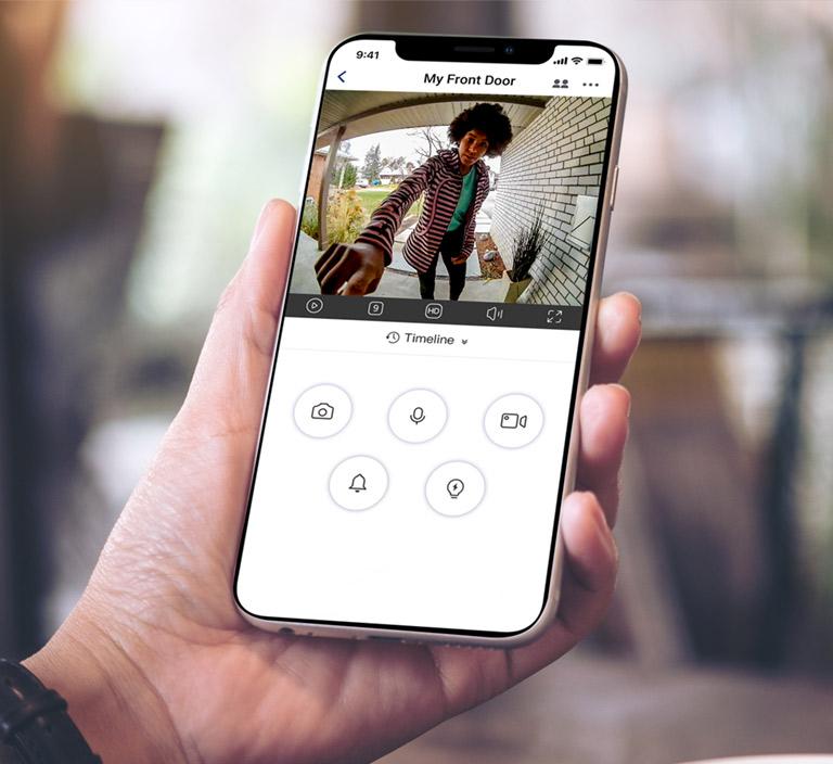 2K Doorbell Main Features