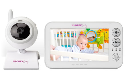 rechargable battery for your Lorex baby monitor