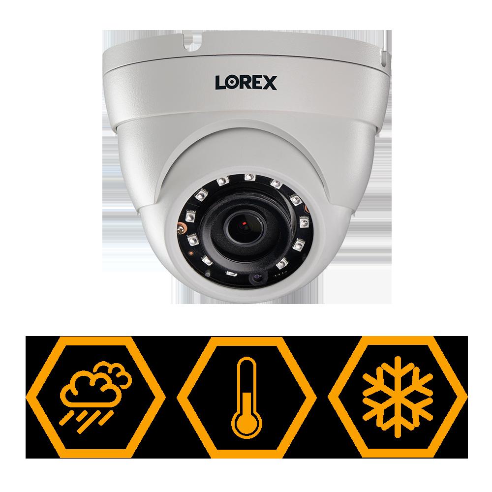 IP67 security camera