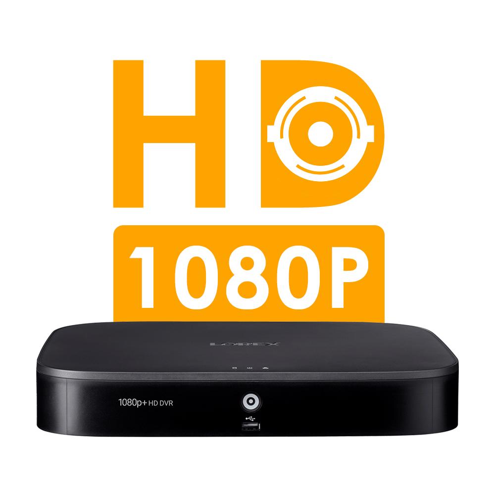 1080p HD DVR
