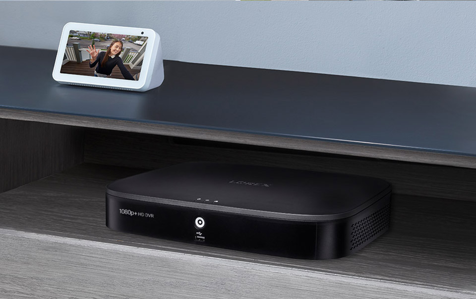 smart home security camera system google home