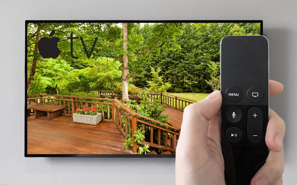 apple TV lorex