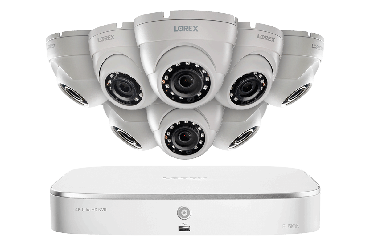 HDIP88BW, 2K IP Security Camera System