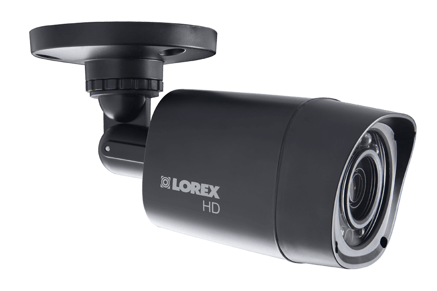 Compatible with 720p HD and standard analog cameras