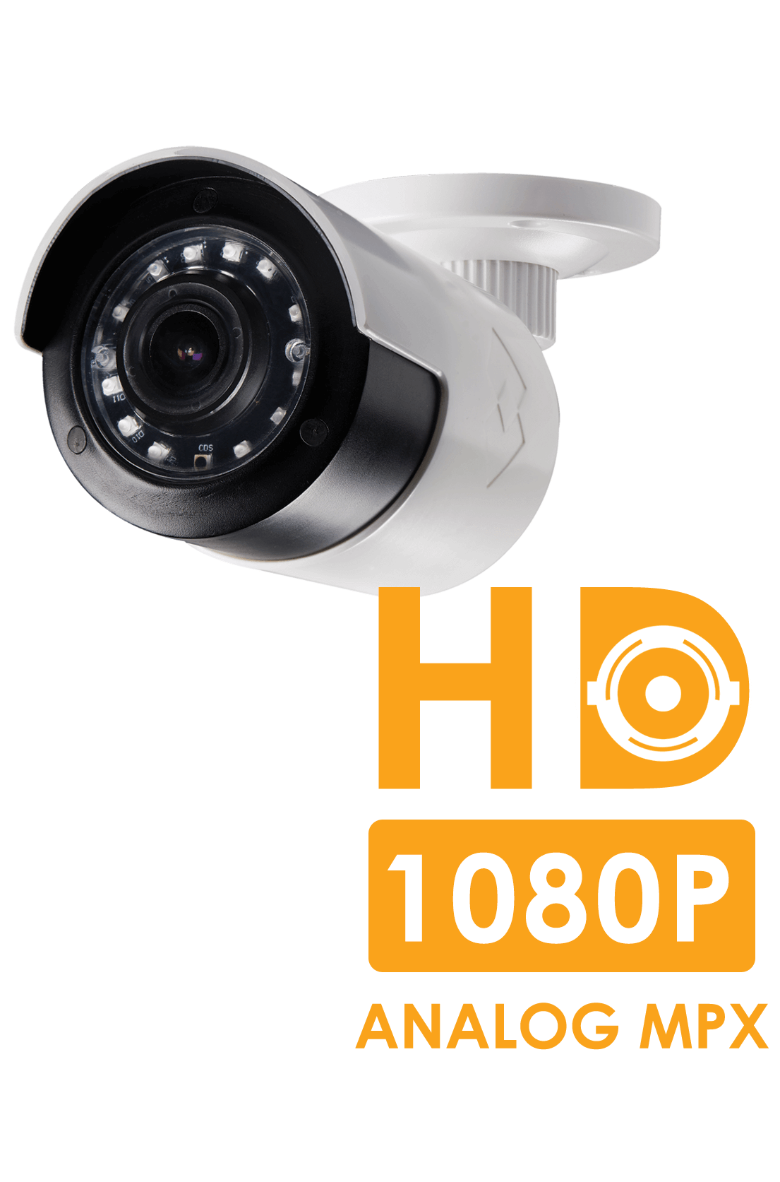 1080p HD video for crisp, detailed footage