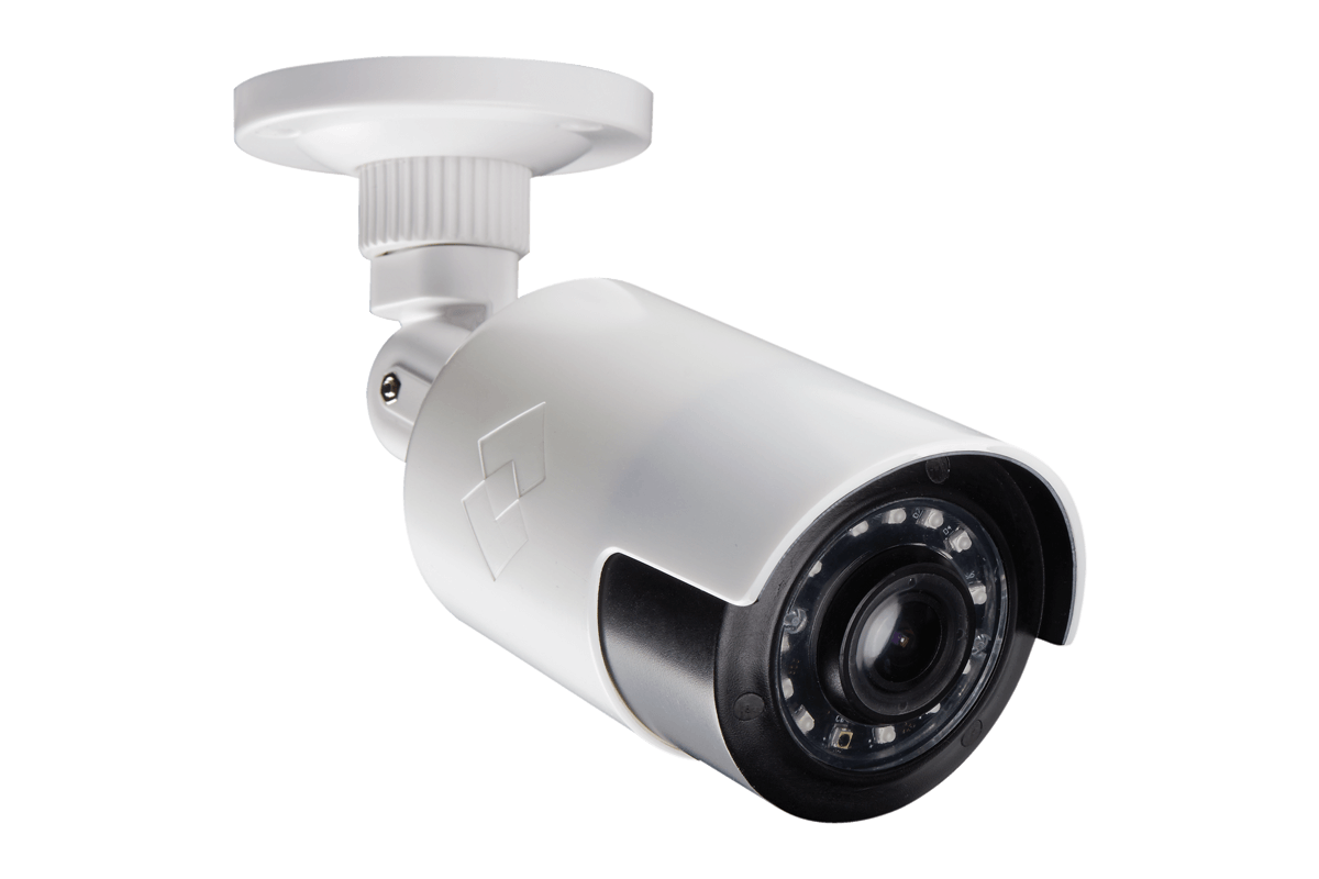 Ultra-wide security camera with 160 degree FOV