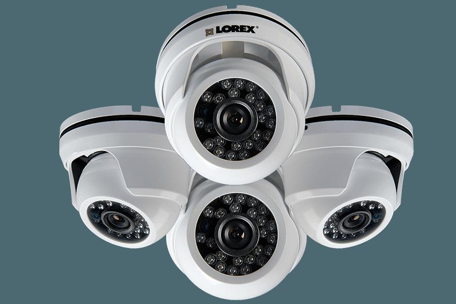 LZC7091B-PK2 security cameras