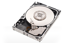 Security certified hard drive