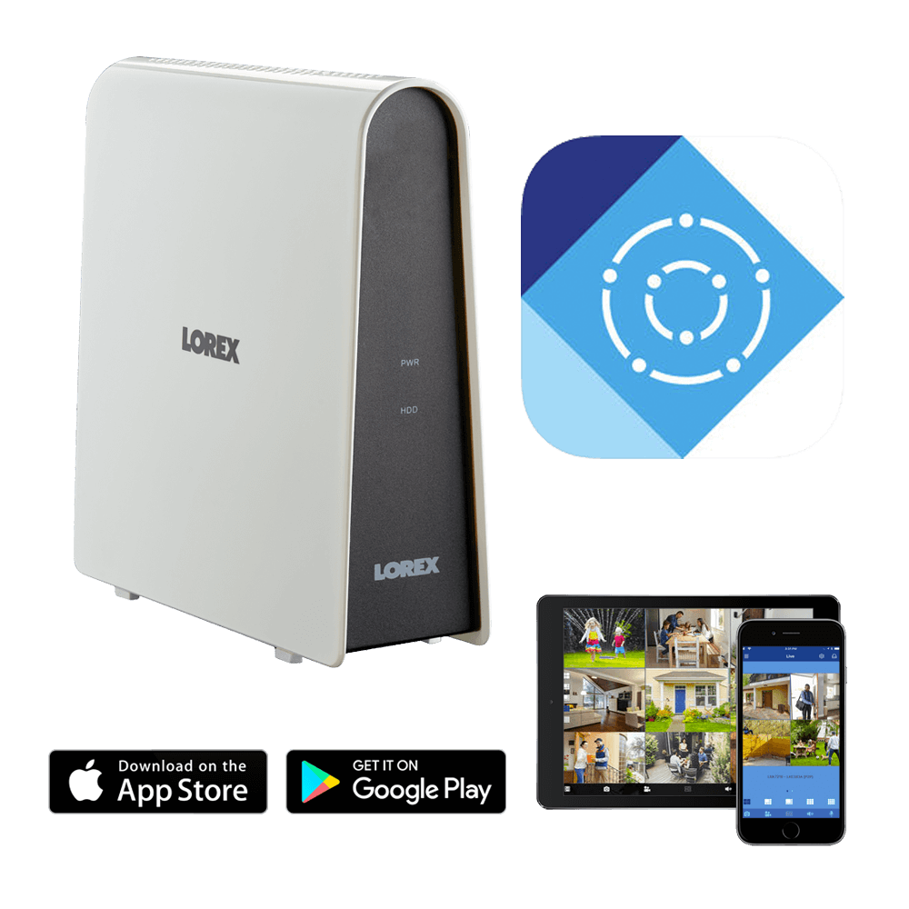 Lorex Cirrus keeps you connected