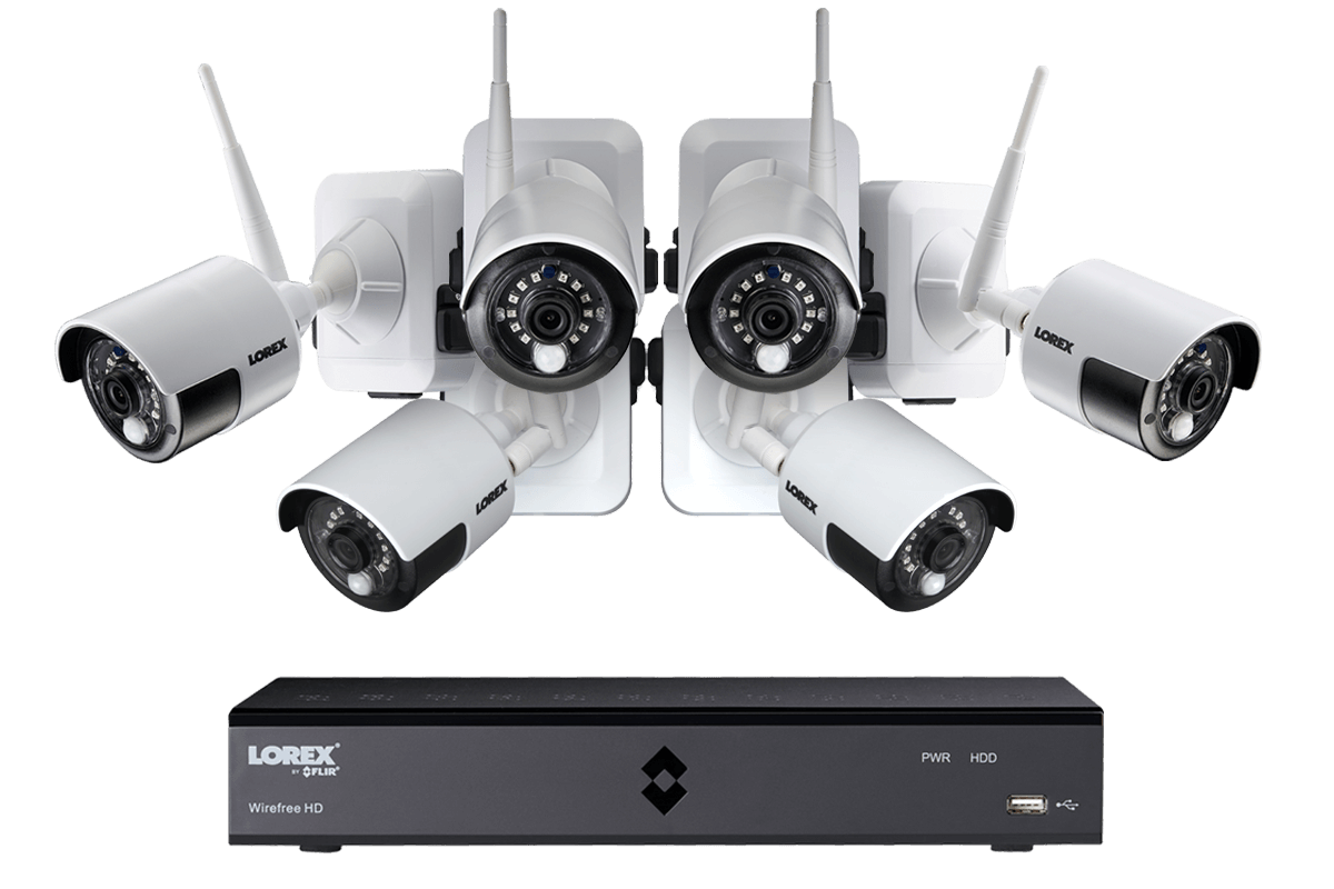 Automatic NVR security updates