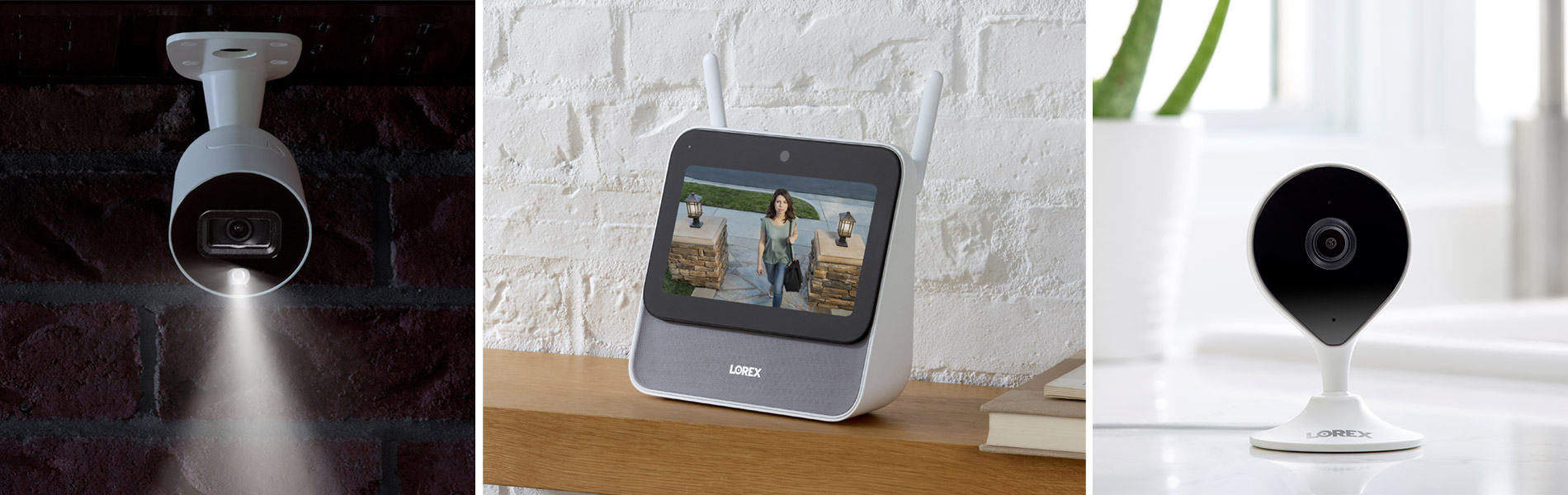 LSHSC and Indoor / Outdoor Cameras