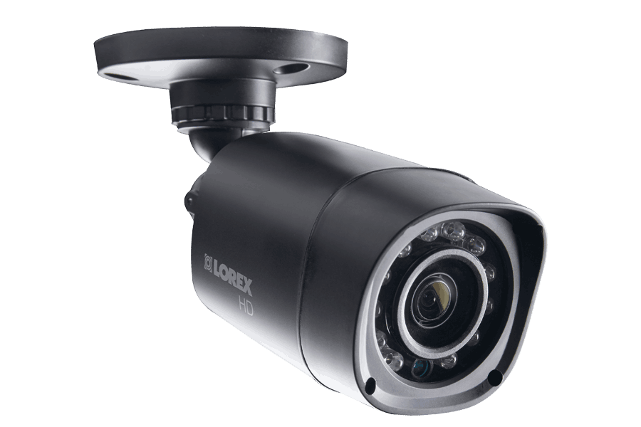 Compatible with 720p HD & standard analog cameras