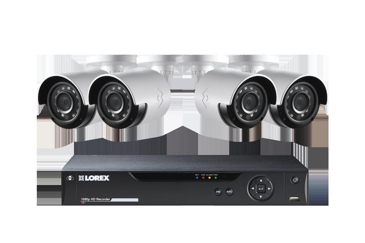LHV21081TC4 home security system