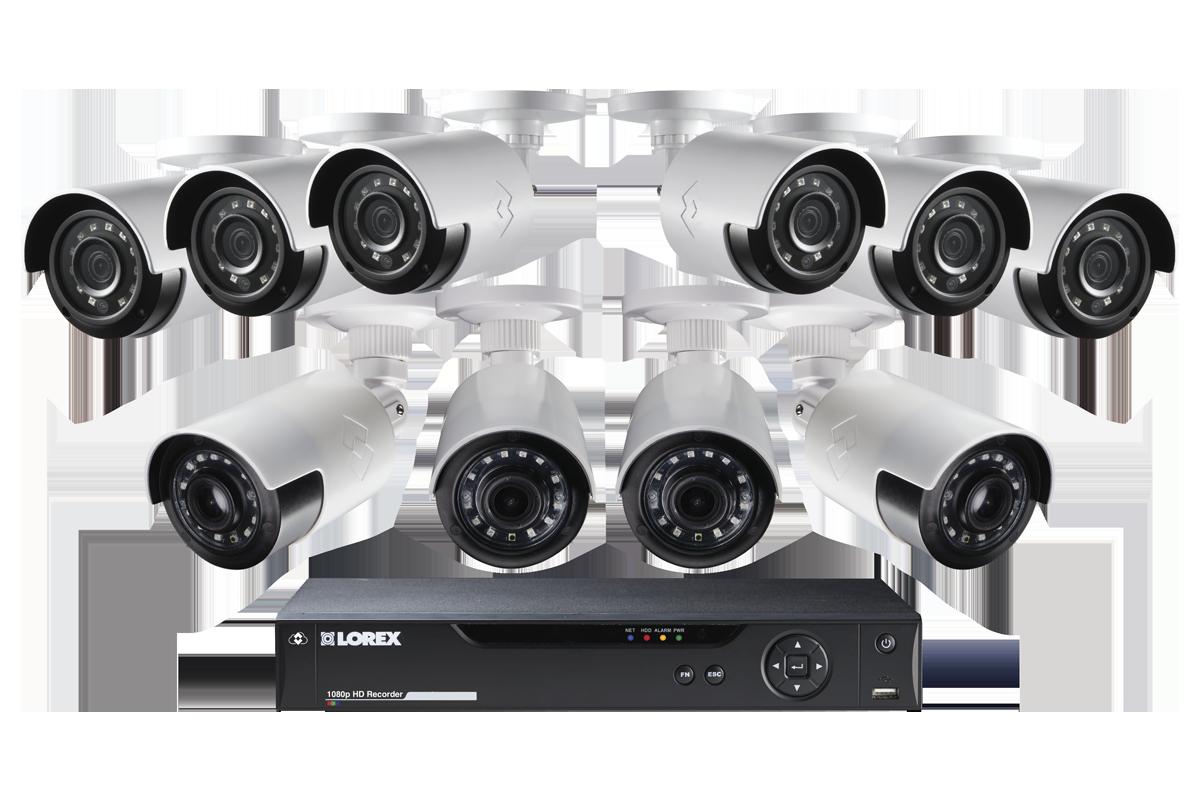 LHV21162TC6U4 home security system