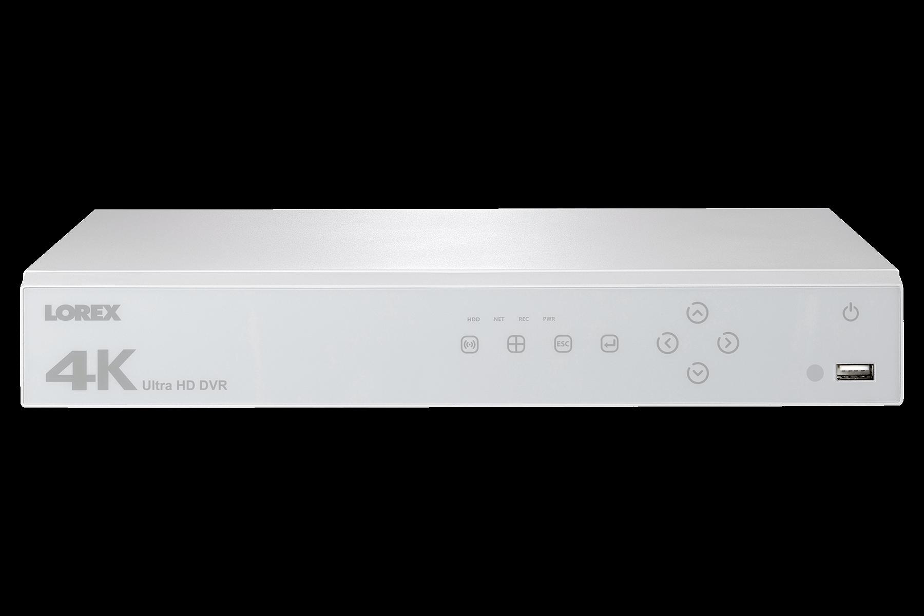 LHV5100W 4K security DVR