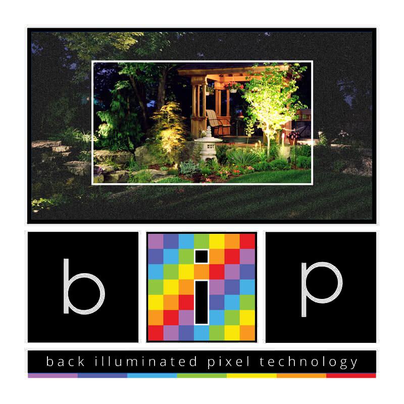 back illuminated pixel image BiP back illumination image sensor