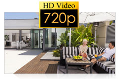 High Definition Video Recording Resolution