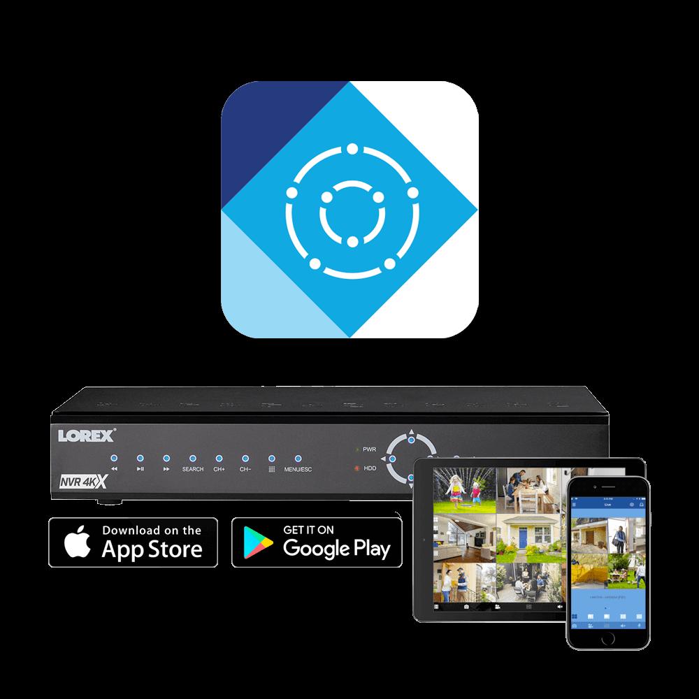 Lorex Cirrus App
