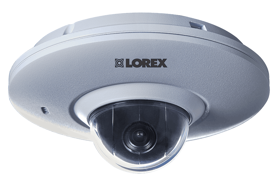 1080p pan-tilt security camera from Lorex by FLIR