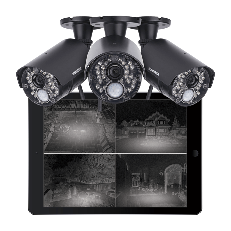 Crystal clear night vision