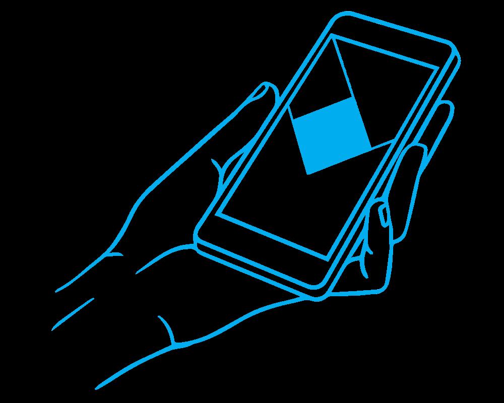 remote viewing icon