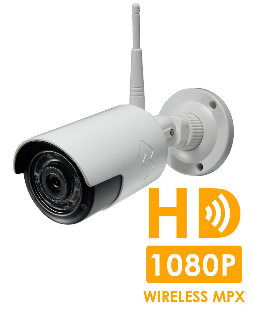 1080p HD wireless video