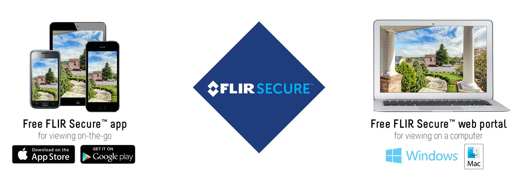 Flir Cloud remote connectivity