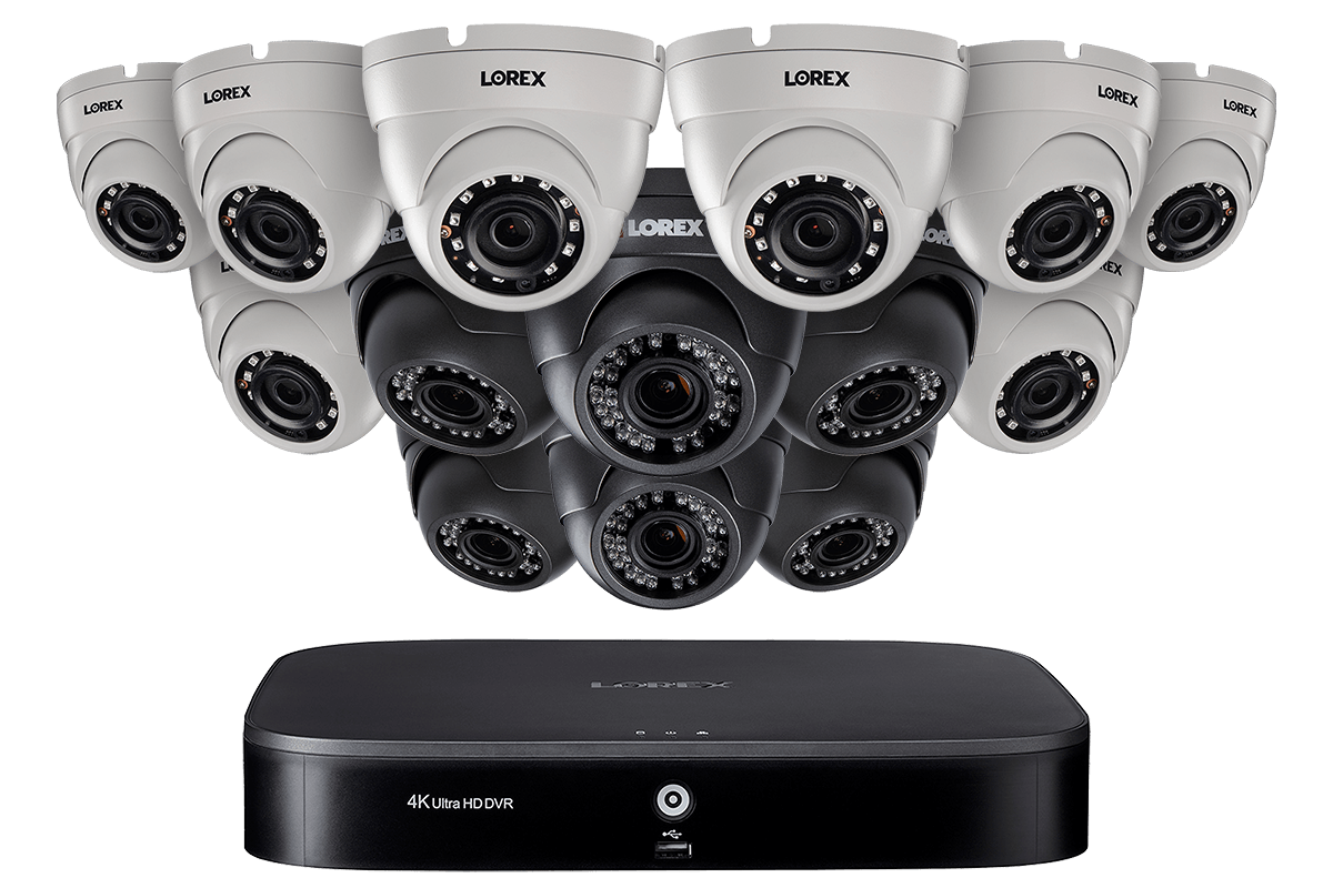 MPX1686VDW, 1080p HD 8-Channel Security System