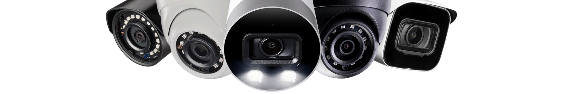 NVR supports all IP cameras