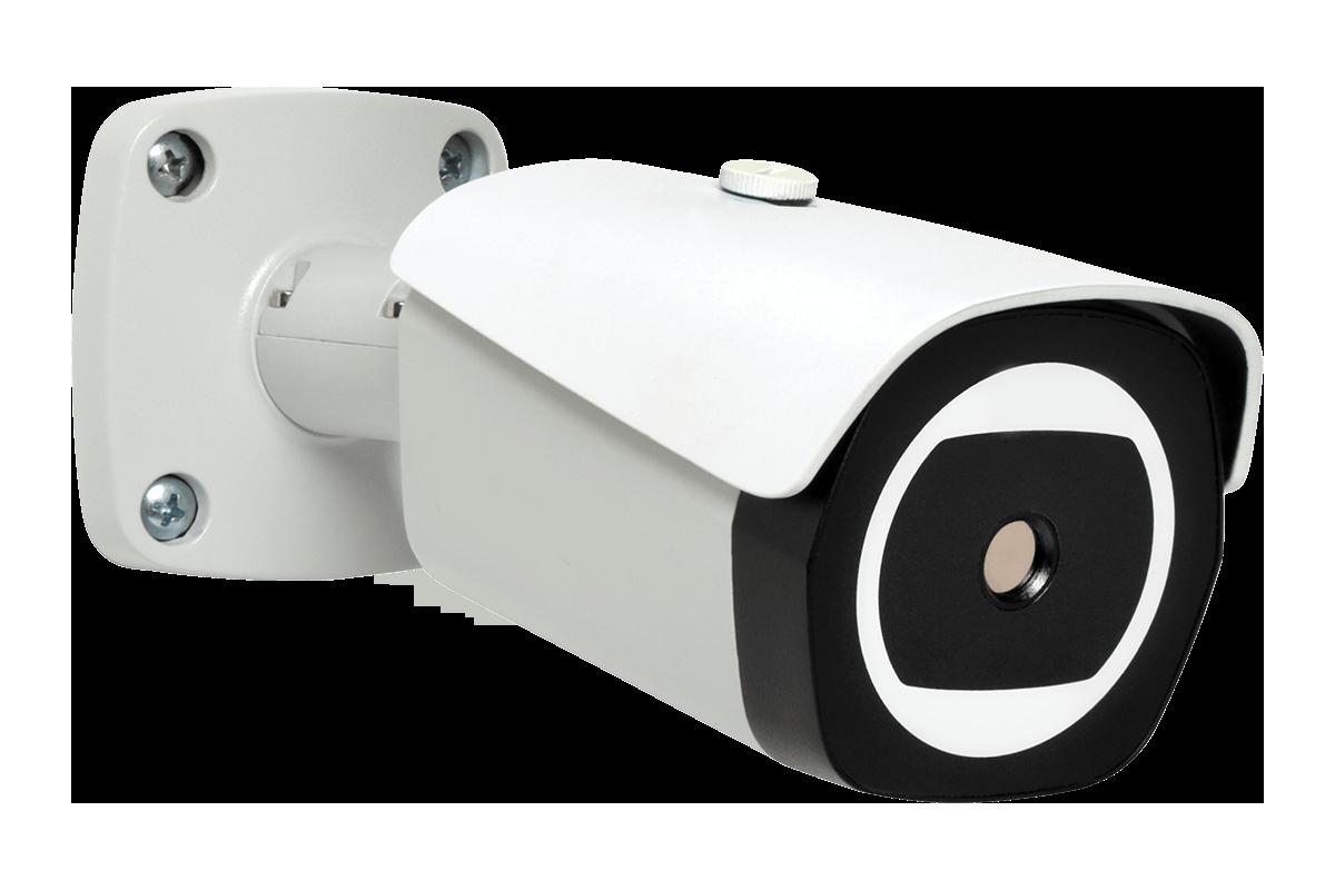 2-pack of TCX mini thermal bullet cameras