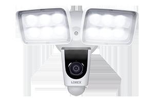floodlight video security camera V261LCD