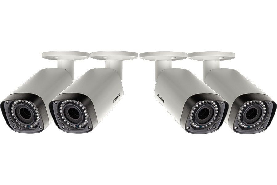 best quality security camera 4-pack
