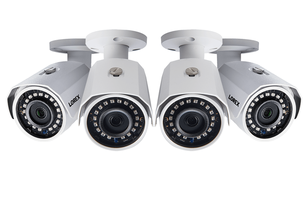 LBV2711B-4PK security camera