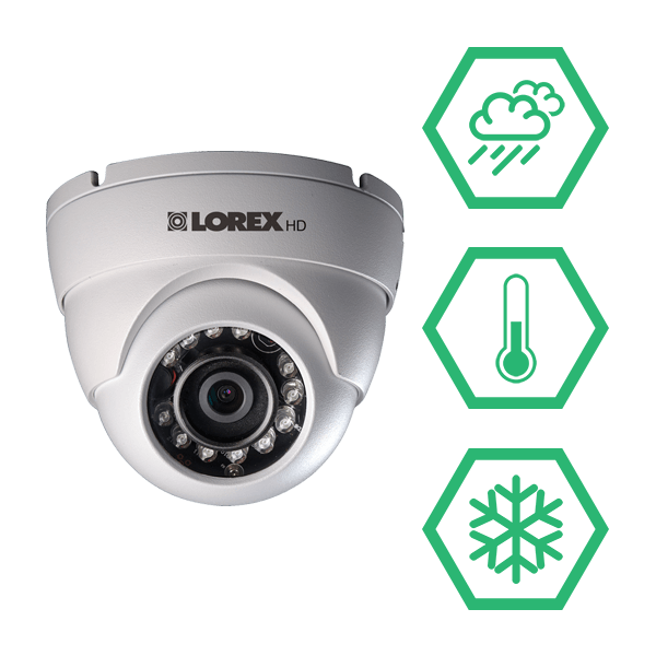 strong weatherproof security cameras