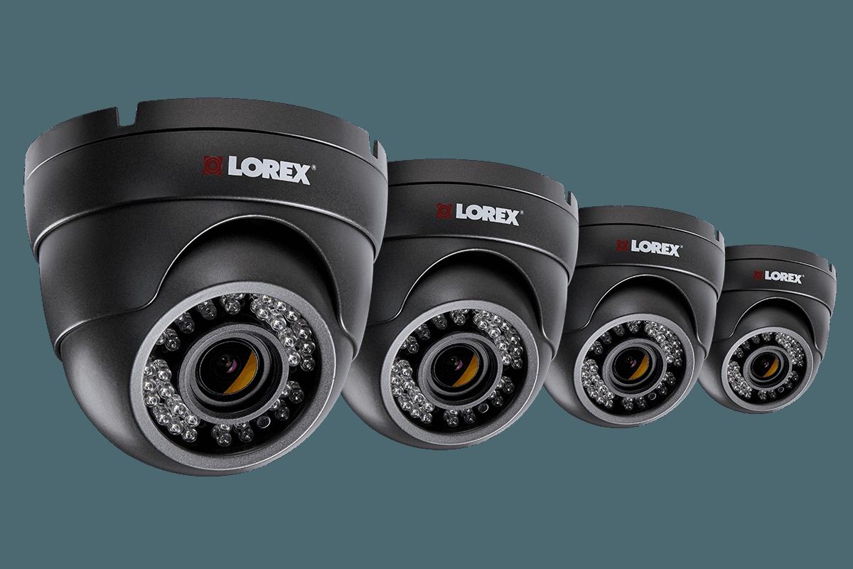 LEV2724B-4PK security camera