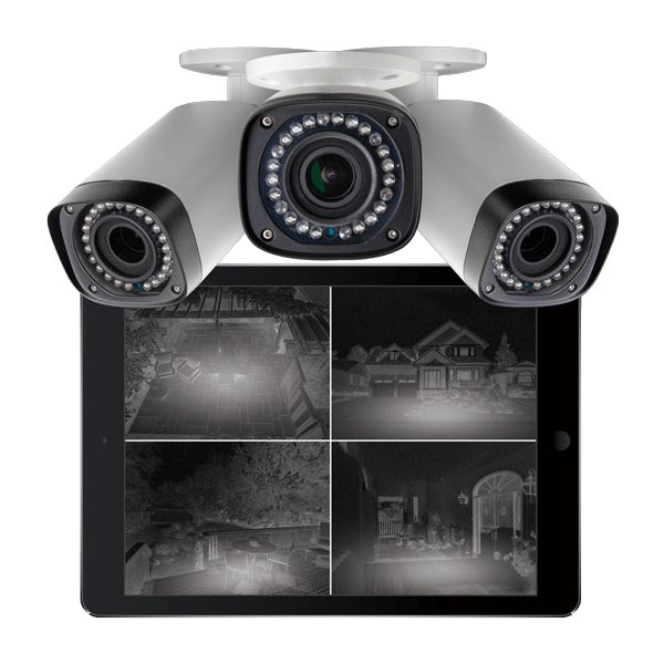 top quality night vision security camera