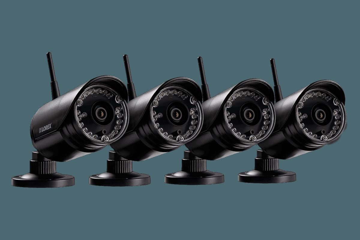 LW3211-4PK security camera