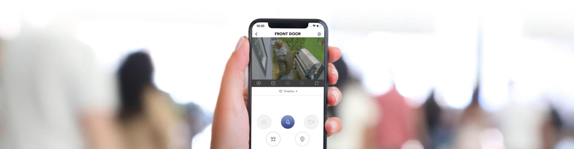 Lorex Home Wi-Fi Camera App