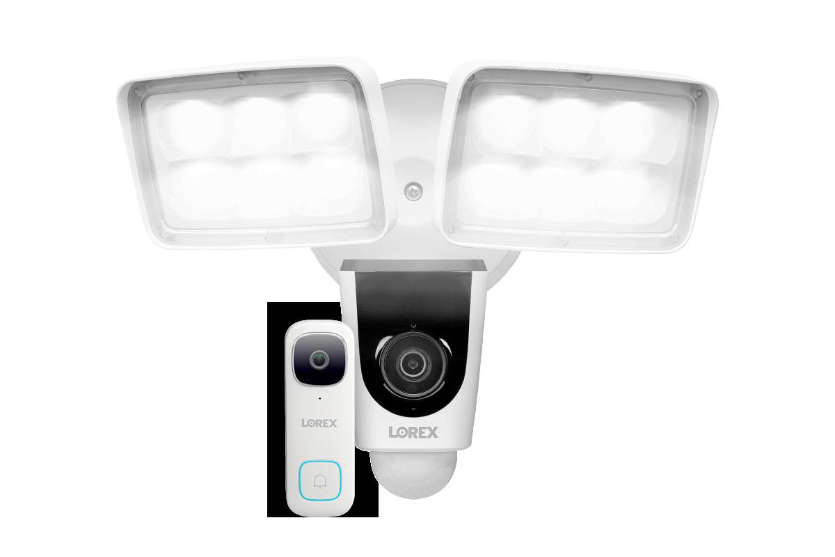 Wi-Fi video doorbell