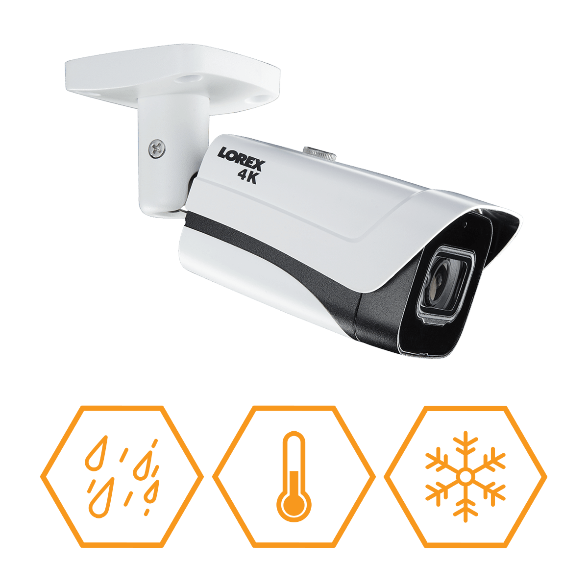 IP67 security camera