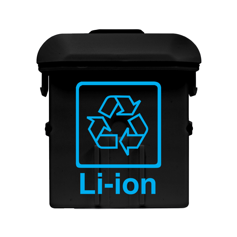 lithium ion wire-free security camera batteries